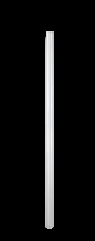 Glastrinkhalm 10er Set  (21cm)