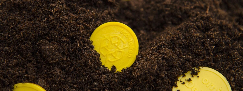 Biologisch abbaubare Öko-Chips