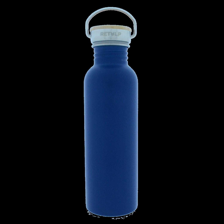 Trinkflasche Urban Blau 0,75l