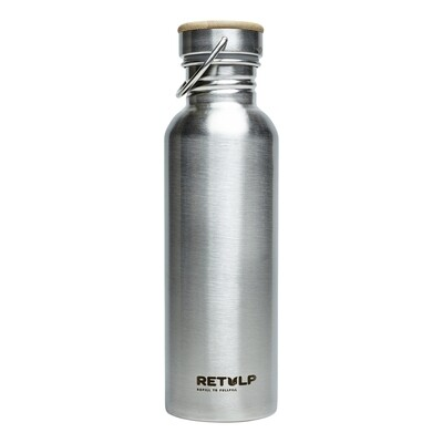 Trinkflasche Urban stahl 0,75l