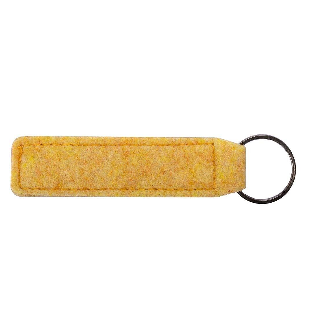 Schlüsselanhänger Hofmann aus PET-Filz