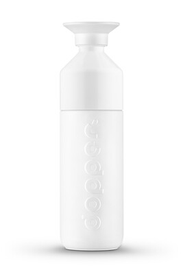 Dopper Isoliert Wavy White 580ml