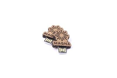 FSC USB Stick Root Kork Individuell