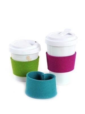 Kaffeebecher- / Tassenmanschette