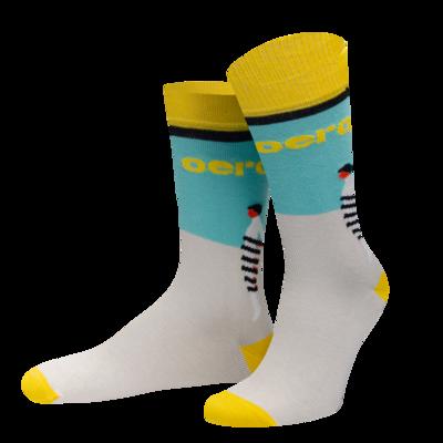 Socken aus Bio-Baumwolle