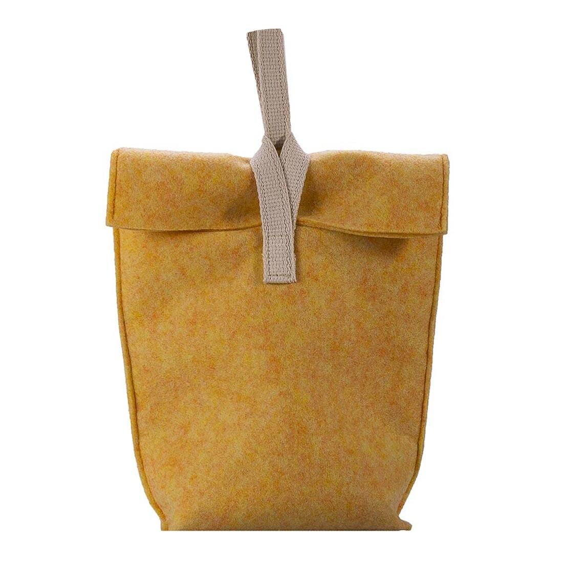 Lunchbag Yummy Plus L aus PET-Filz