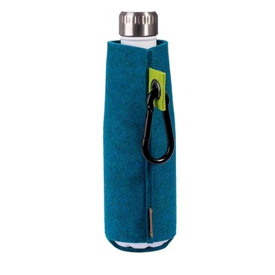 Bottle Sleeve Oolong aus PET-Filz
