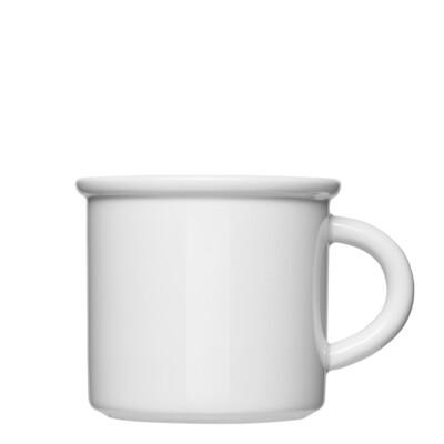 Tasse Emaille-Stil 0,3l