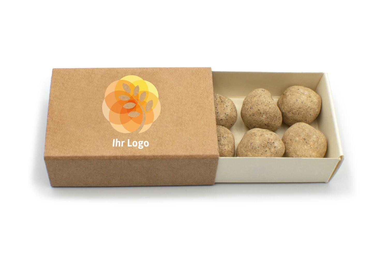 Mini-Seedballs Bienenfreund (6 Stück)