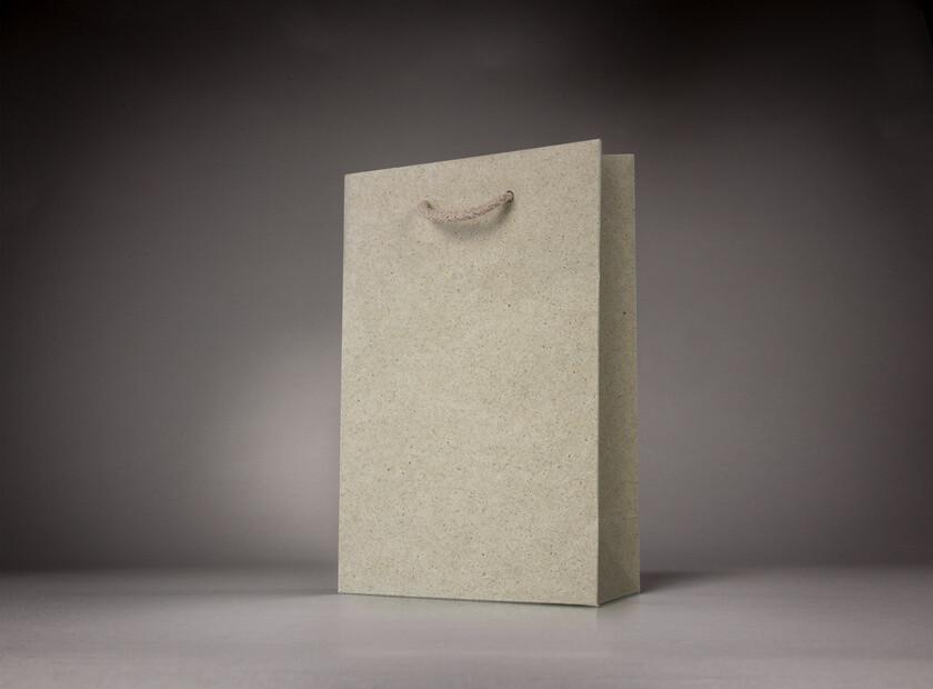 Graspapiertasche
