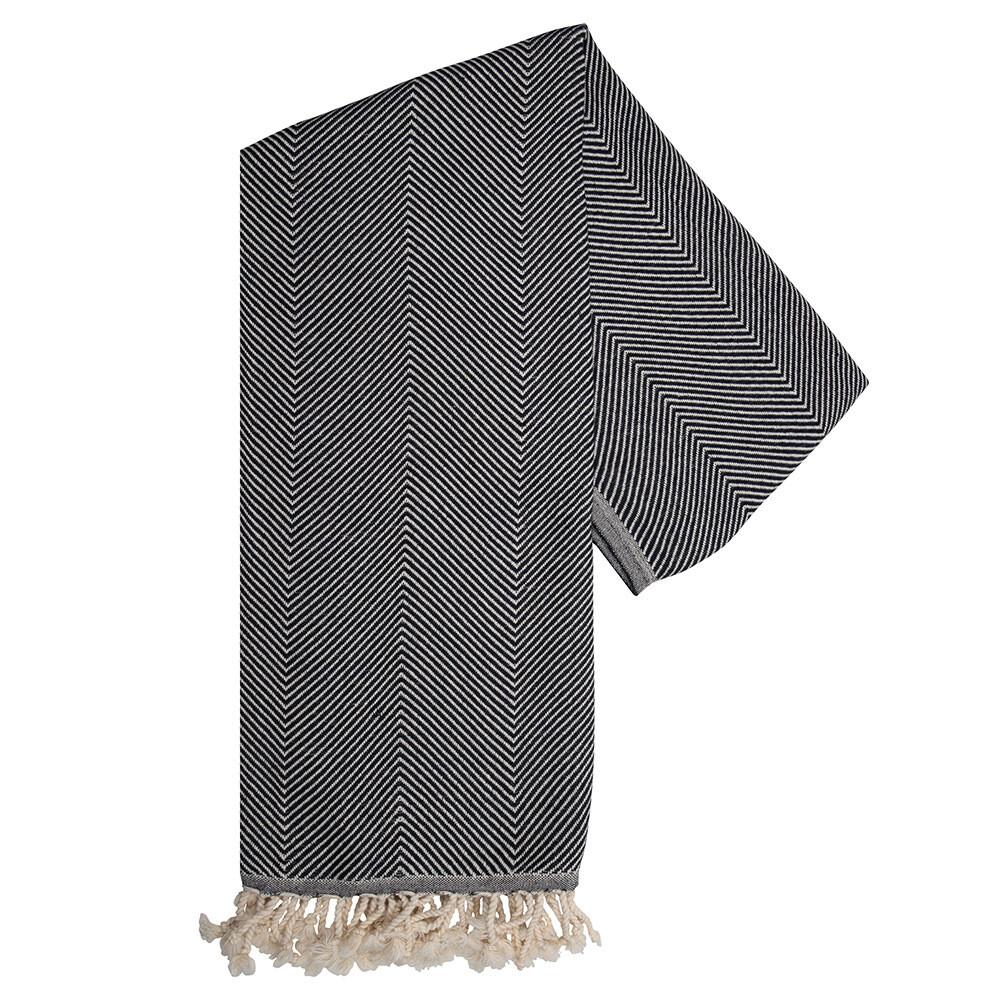 Pure Hamam-Handtuch Navy