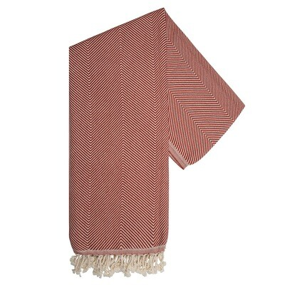 Pure Hamam-Handtuch Brick