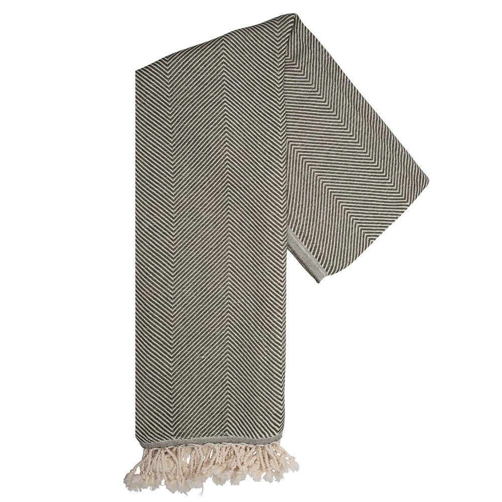 Pure Hamam-Handtuch Khaki