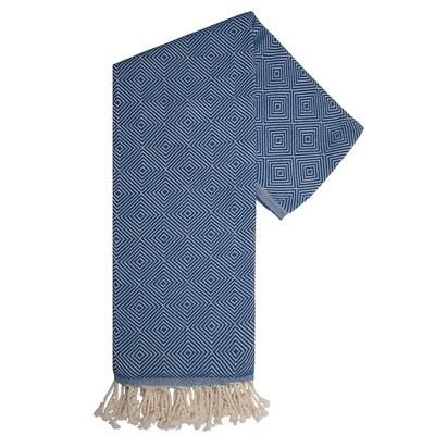 Hamam-Handtuch Harmony Royal Blue