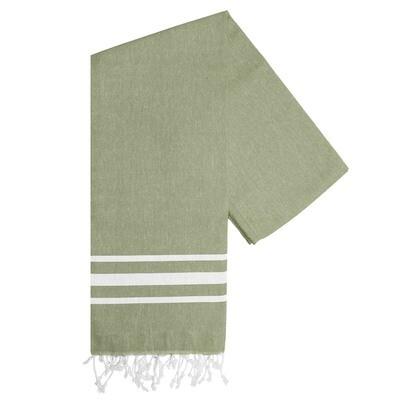 Hamam-Handtuch Vibe Khaki