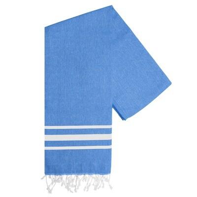 Hamam-Handtuch Vibe Hellblau