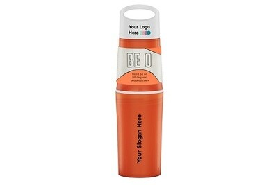 BE O Bottle orange 0,5l