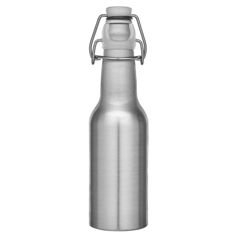 Trinkflasche aus recyceltem Aluminium 0,35l