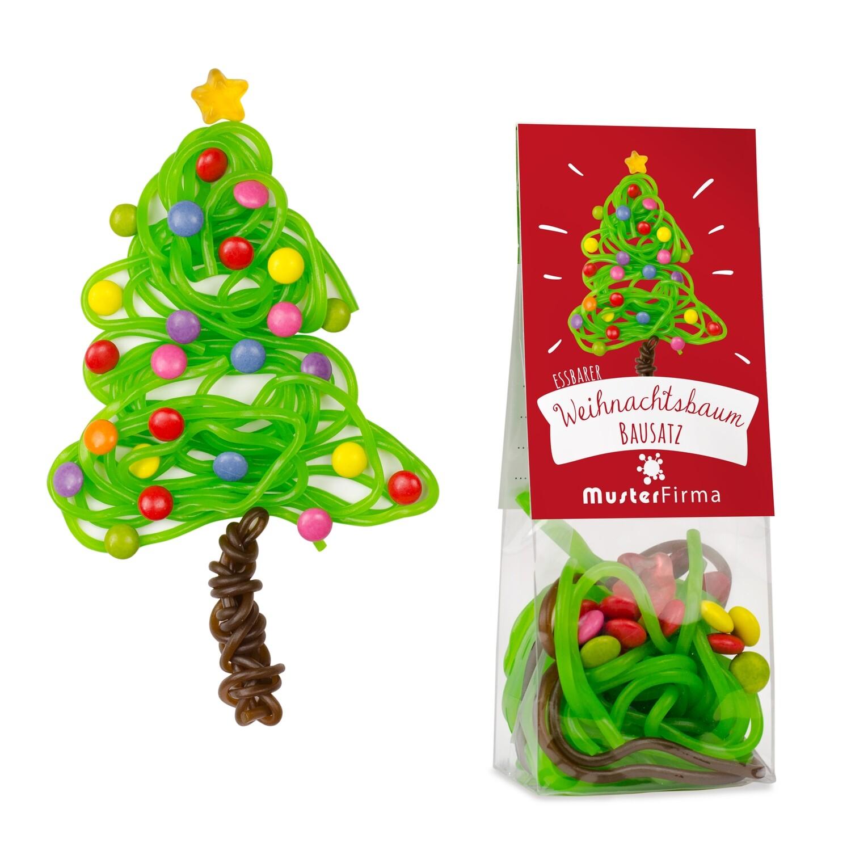 Weihnachtsbaum-Bastelset