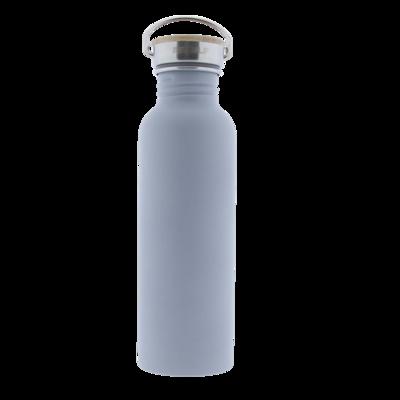 Trinkflasche Urban grau 0,75l