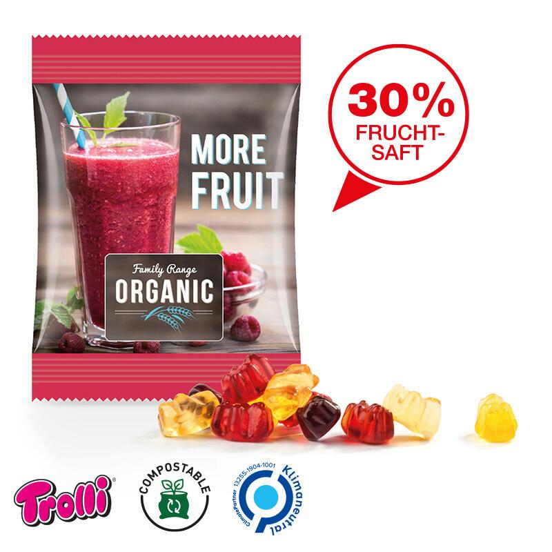 Fruchtsaft Gummibärchen 15g