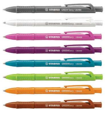 GREENfancy Kugelschreiber STABILO