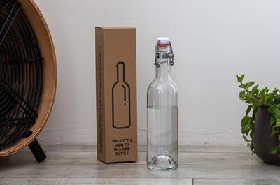 Rebottled Flasche  0,375ml