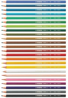 STABILO GREENcolors Buntstift