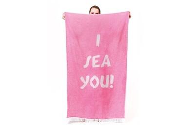 Sea Towel (200 x 100cm)