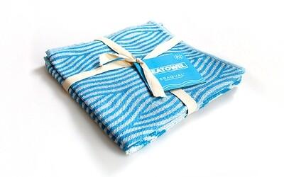 Sea Towel Küchen Set (2 Stück)