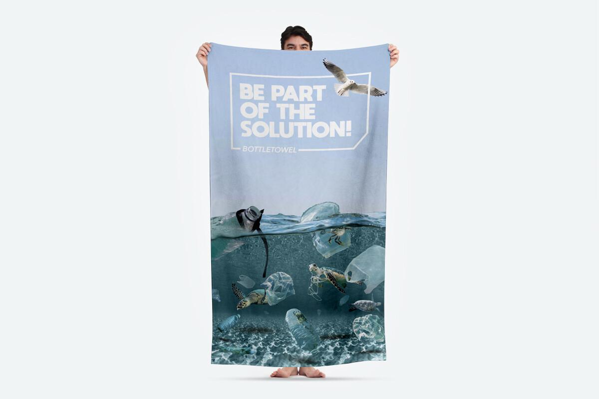Bottle Towel (50 x 100cm)