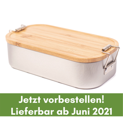 Lunchbox Bambus