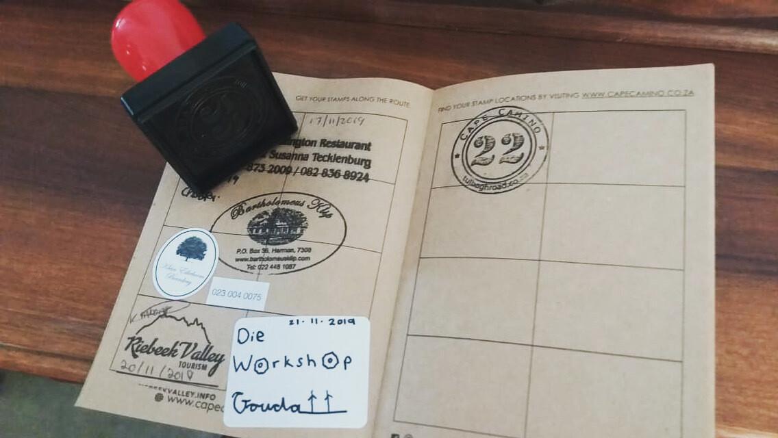 Local's Pilgrim Passport