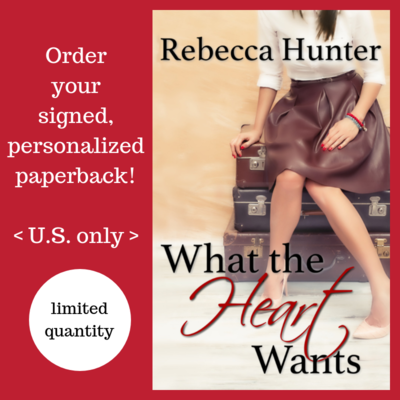 What the Heart Wants - Paperback (US only!)