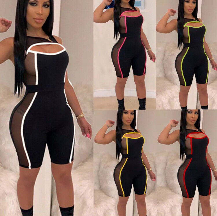 Royale Tiana One Piece Romper Outfit Set Jumpsuit