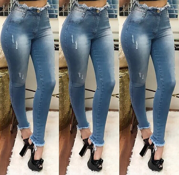 Royale Get Me Some High Waist Jeans