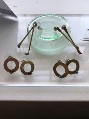 Now $10 Off   Handmade Silver Earrings - Eric Silva