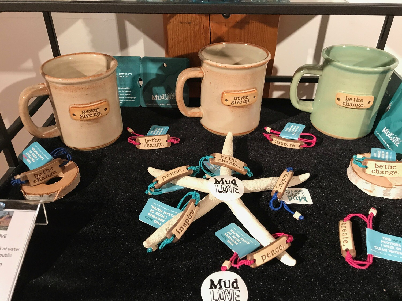 MudLOVE Mugs