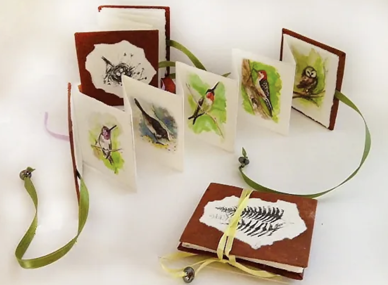 Handmade Art Books - VDesigns