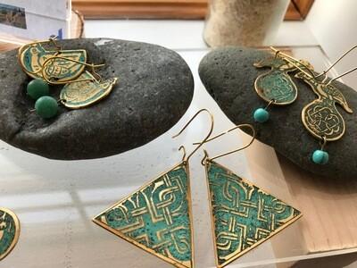 Now $10 Off  Handmade Earrings - Armenia