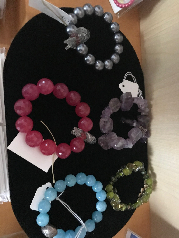 Handmade Bead Bracelets - VDesigns