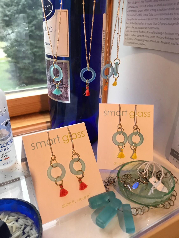 Recycled Glass Jewelry - Smart Glass  - US