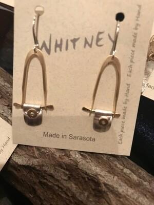 Now $10 Off  Handmade Earrings - Whitney Designs - US