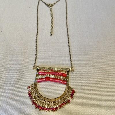 Fringe Necklace - India