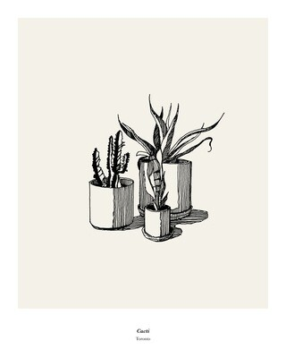 Cacti (Limited Edition)