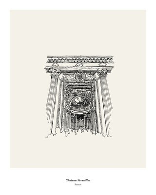 Chateau Versailles (Limited Edition)