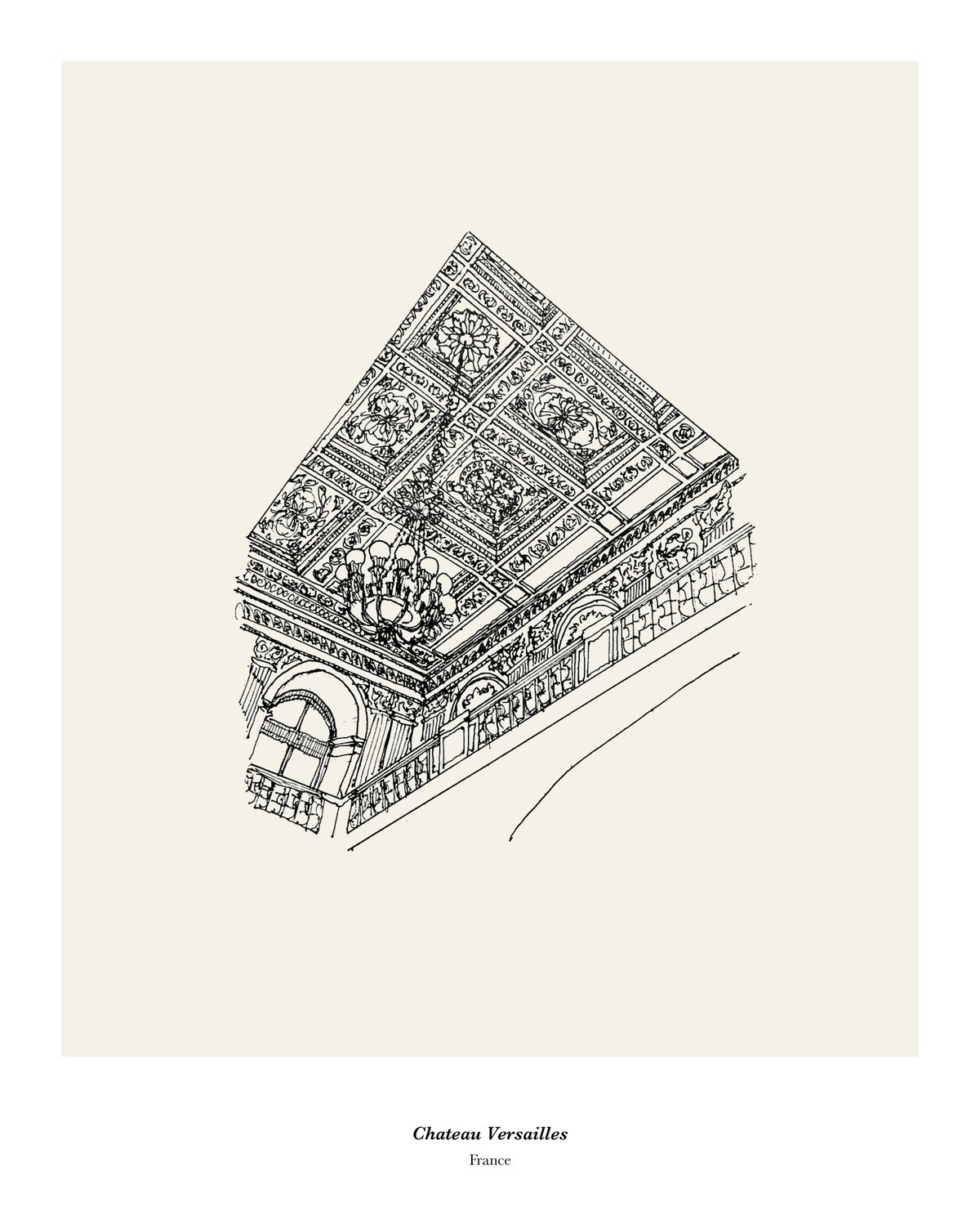 Chateau Versailles II (Limited Edition)