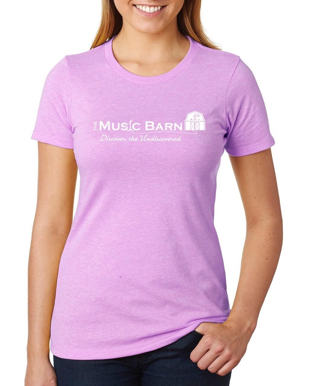 Music Barn Classic Tee - Lilac