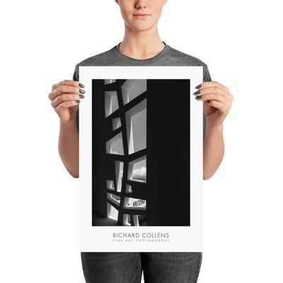 Arizona - Richard Collens Ad Poster