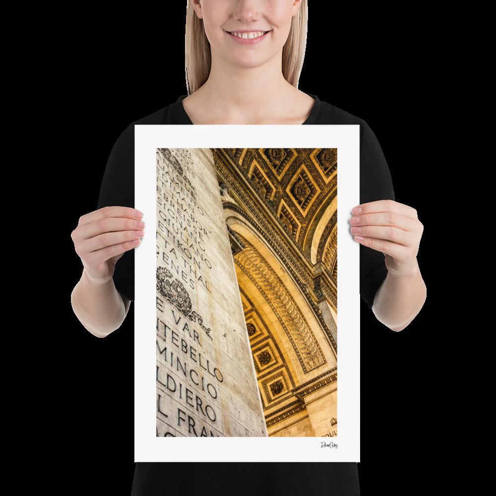 "Fine Art Print: ""Inside the Arc"""